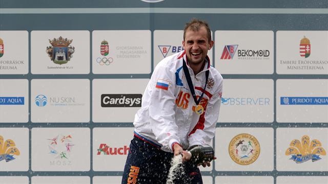 Украинские спортсмены получили очередное «серебро» наОлимпиаде