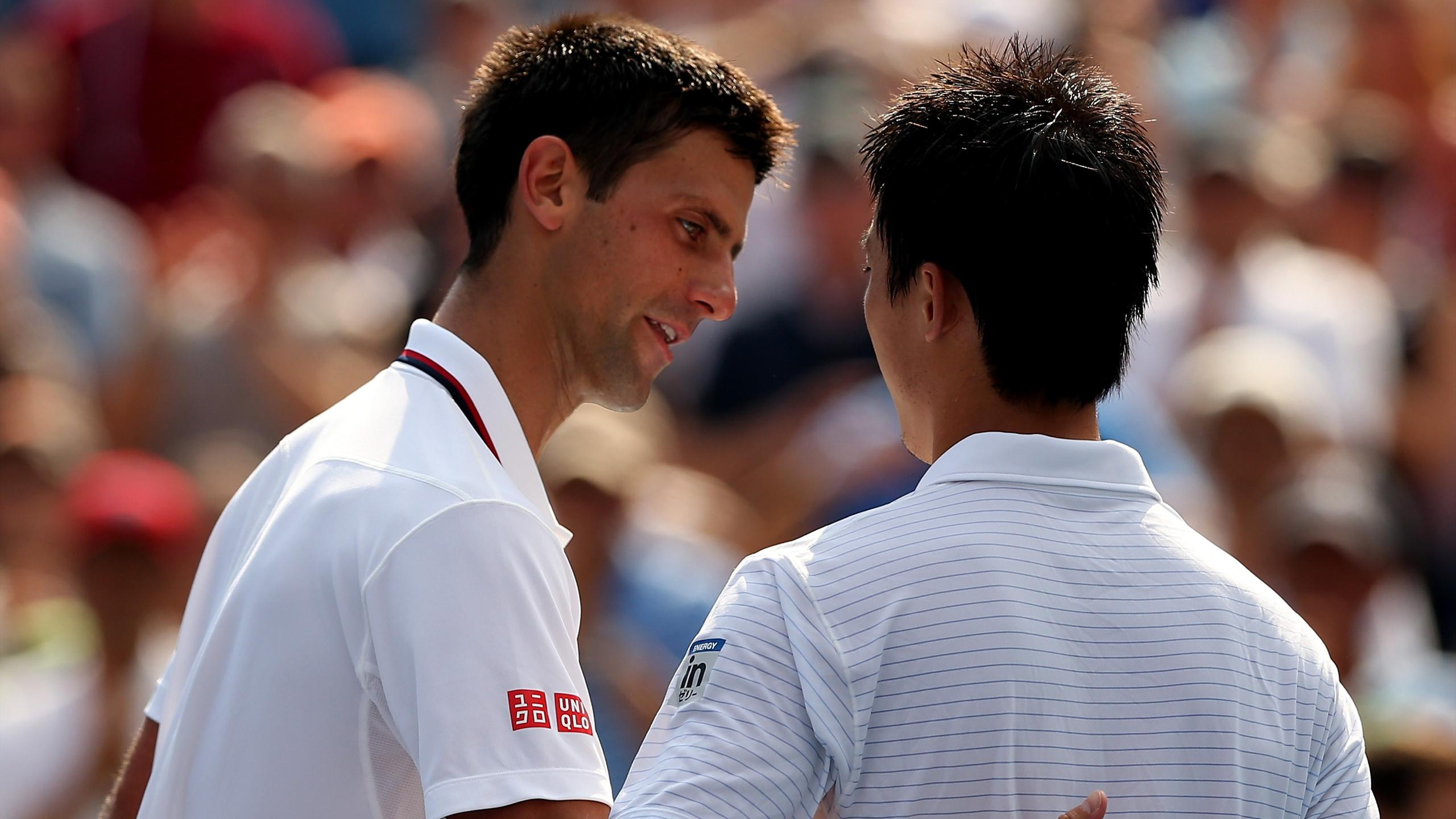 Djokovic battu par Nishikori en demi-finale de l'US Open 2014