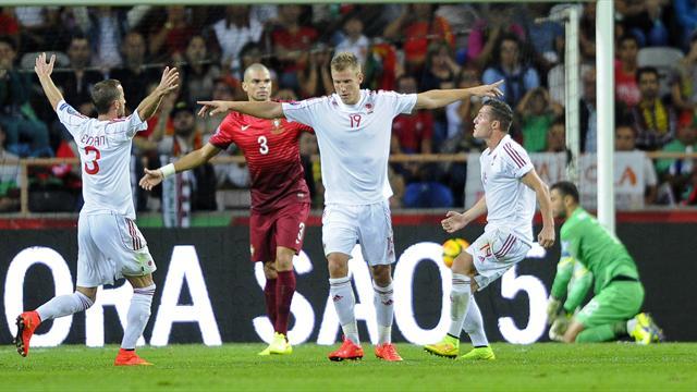 Hasil Dan Skor Akhir Portugal vs Albania, Kualifikasi EURO 2016 - berita Internasional Piala Eropa