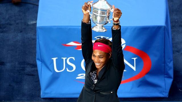 Serena est définitivement une légende vivante