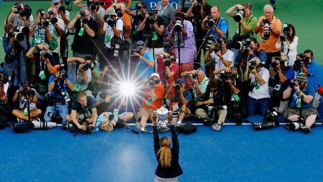 Maintenant, l'horizon de Serena Williams s'appelle Graf