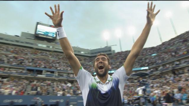 Tennis : Comment Cilic est devenu le joueur le plus envi� du moment