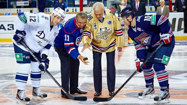 Главные события первой недели КХЛ