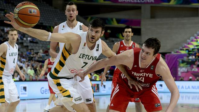 Литва – в полуфинале