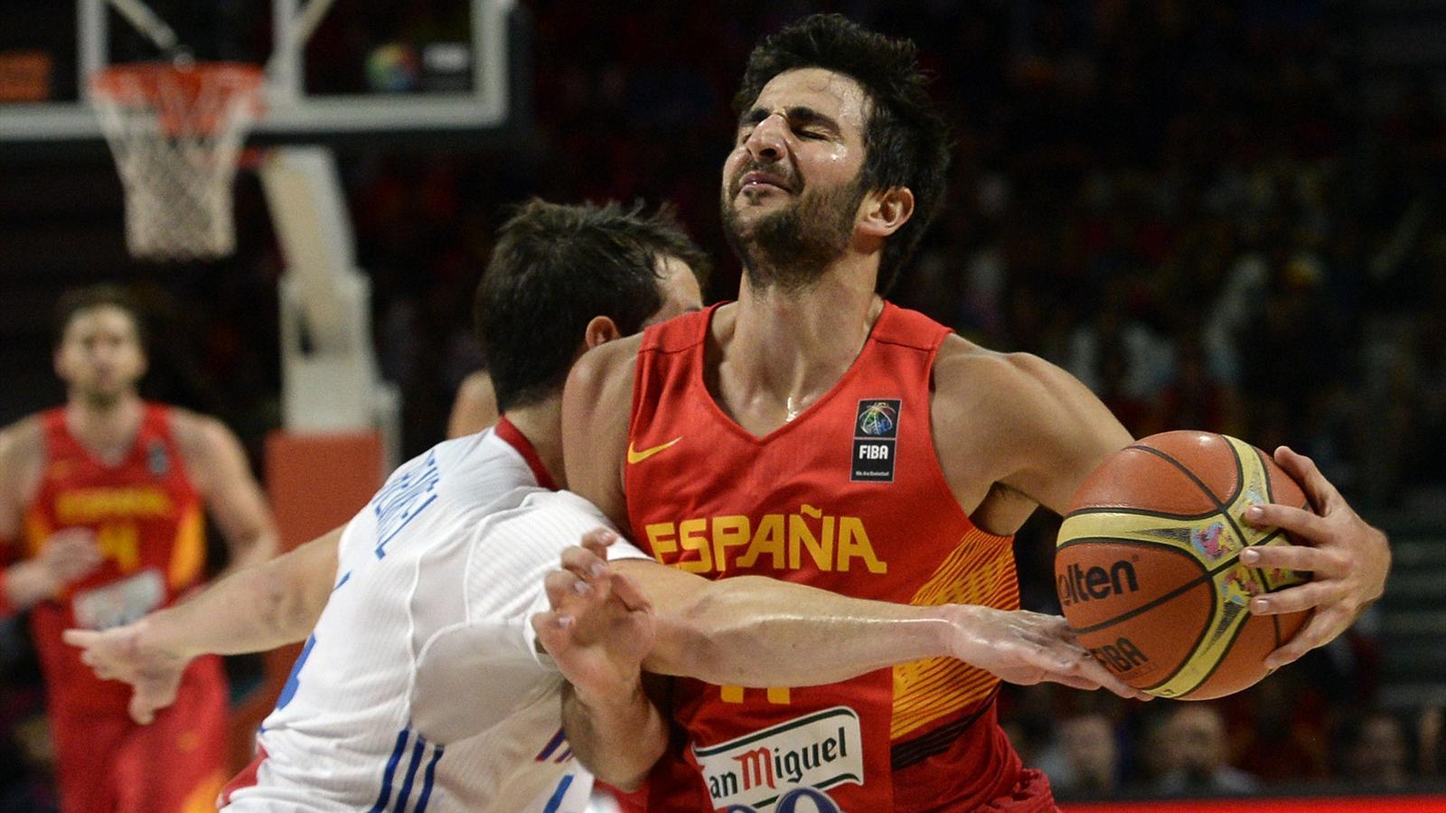 Exploit de l 39 equipe de france qui limine l 39 espagne en quart de finale 65 52 coupe du monde - Live coupe de france basket ...