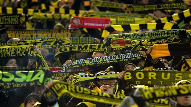 Les fans de Dortmund vont boycotter le match du lundi