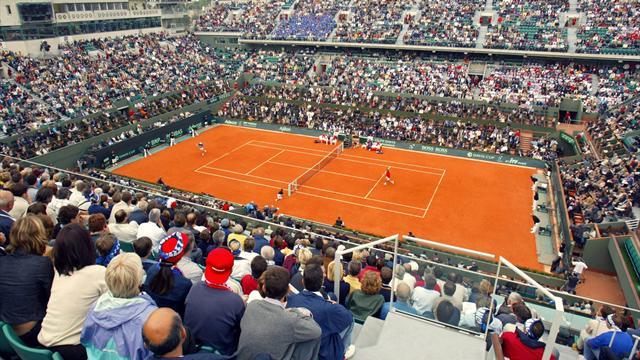 Tennis : Journ�es du patrimoine: Pour la premi�re fois, Roland Garros ouvre ses portes