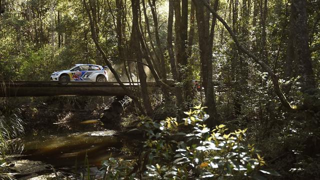 Auteur de son premier triplé, Volkswagen reste loin de Lancia, Ford et Citroën