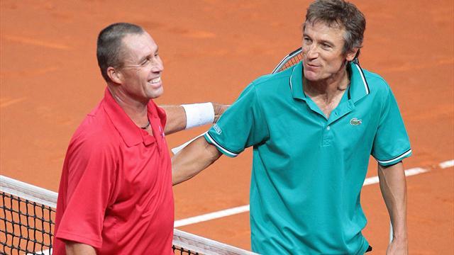 Виландер: «Возможно, Федерер и Надаль не стали бы лучшими в 1980-е»