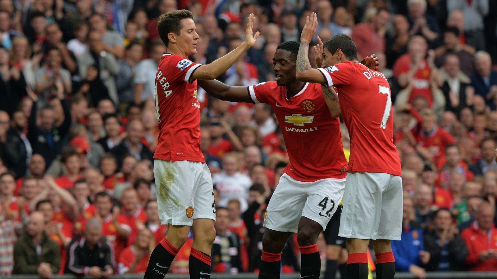 Manchester United - Queens Park Rangers (4-0) : MU se débloqué