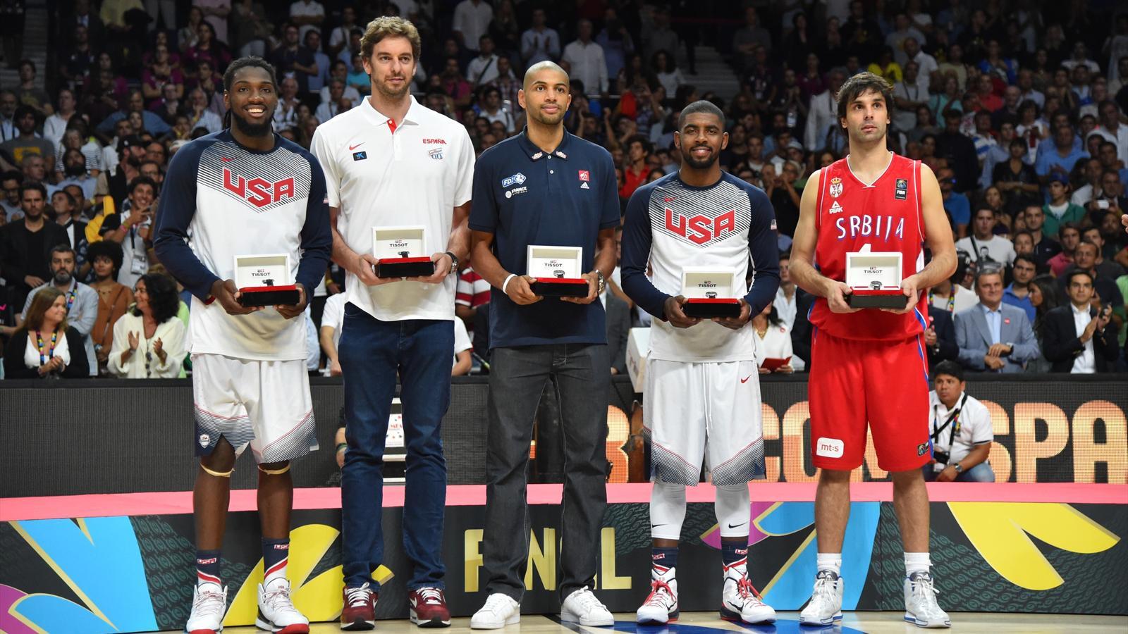 Fantastique lors des deux derniers matches batum est dans le cinq majeur du mondial coupe du - Coupe du monde de basket 2014 ...