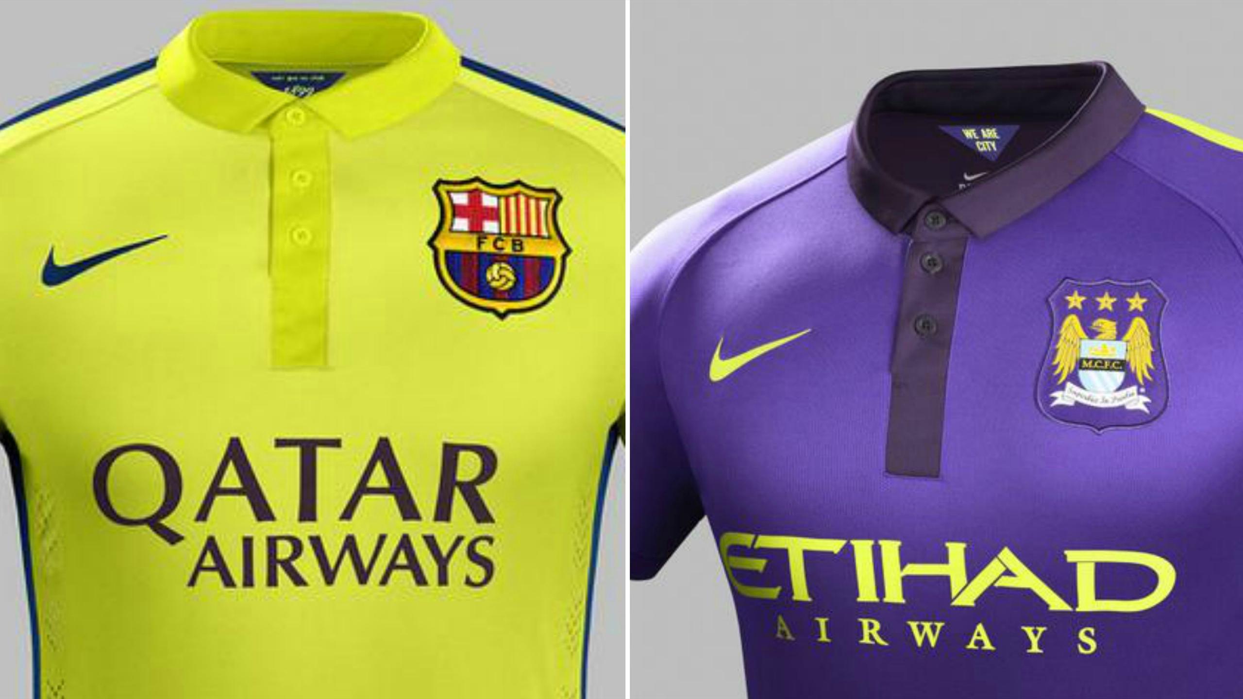 tenue de foot Manchester City Tenue de match