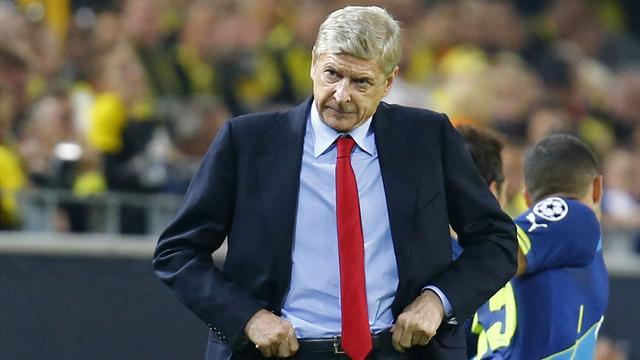 Arsene Wenger: Arsenal are not out to buy a central defender