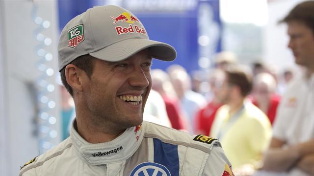 Ogier reste chez Volkswagen : 'Il n'y avait pas de raison de changer'
