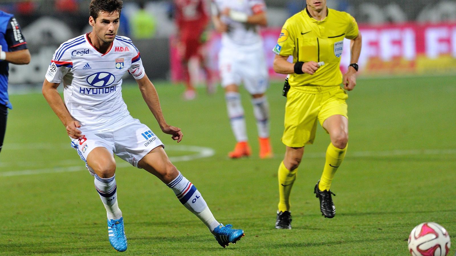 L'AS Monaco en course pour Gourcuff ?