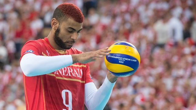 "Earvin Ngapeth ou la mue du ""Nicolas Anelka du volley"" en star du Mondial 2014"