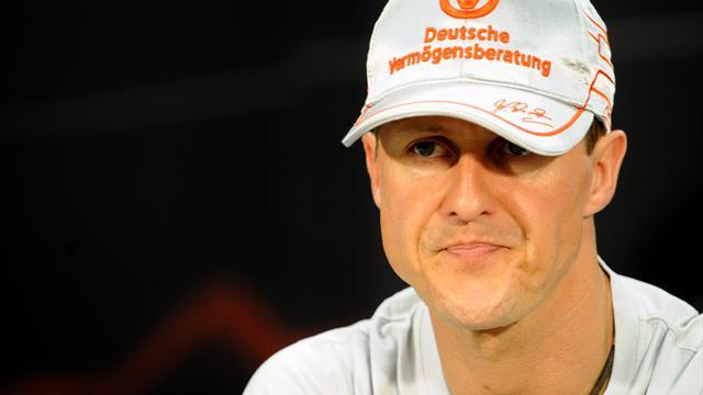 Selon un de ses m�decins, Michael Schumacher 'n'est plus dans le coma' et r�alise 'quelques progr�s'