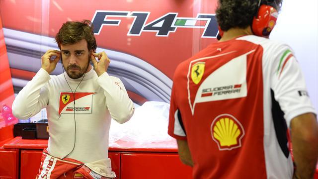 La inquietante respuesta del jefe de Ferrari sobre el regreso de Fernando Alonso