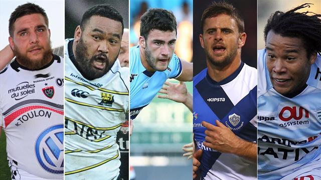 Tests de novembre: Cinq novices appelés avec les Bleus