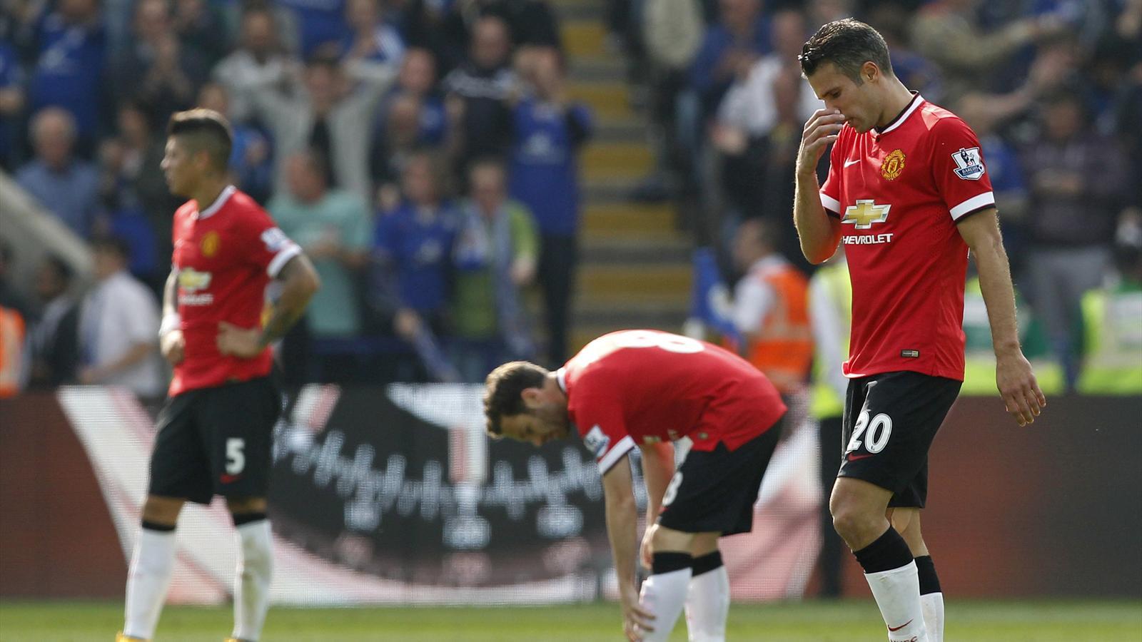 Leicester 5-3 Manchester United : Leicester humilie Manchester United, abandonné par sa défense