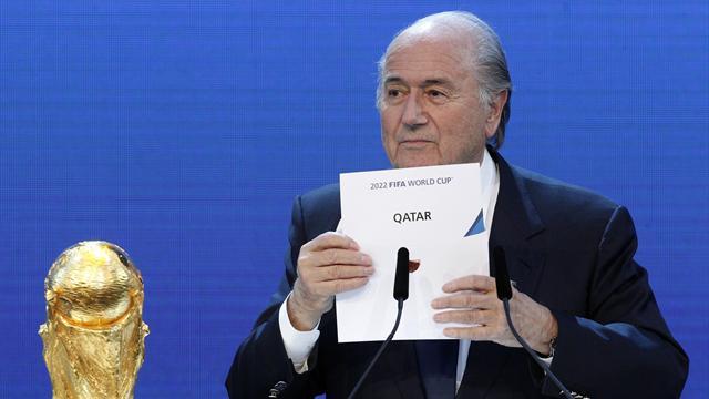 Катар обсудит с ФИФА увеличение числа участников ЧМ-2022 до 48 команд