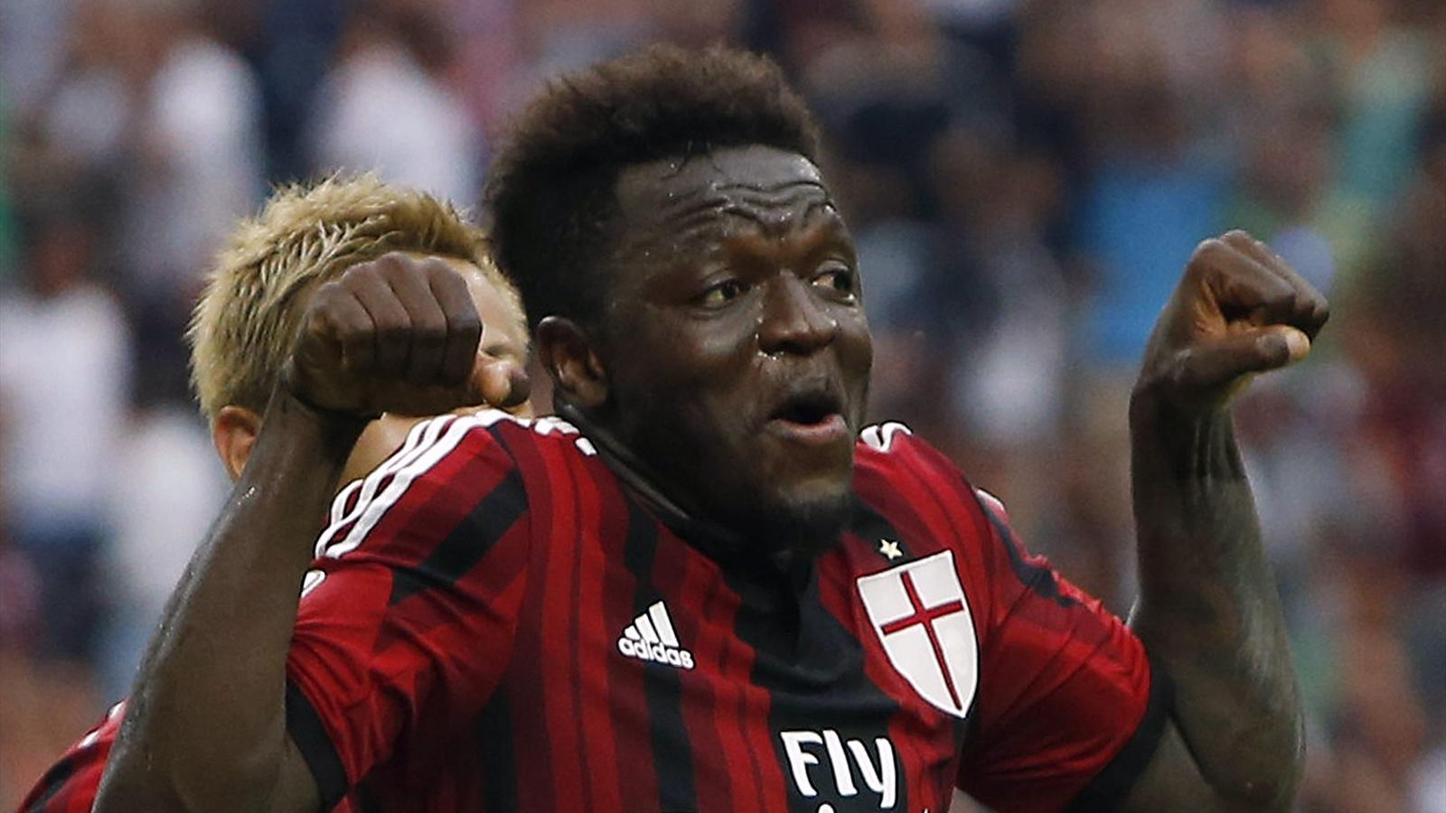 Mario Balotelli defends former Milan team-mate Sulley ...