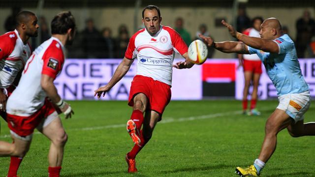"""Peyrelongue: """"Je n'ai aucune animosité envers Biarritz"""""""