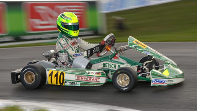 Сын Михаэля Шумахера: «Хочу стать чемпионом «Формулы-1»