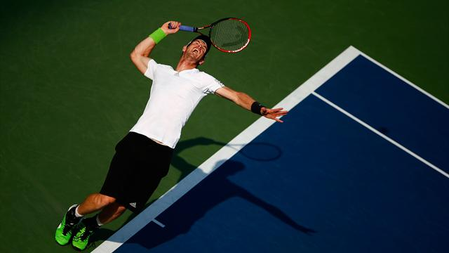Tennis : Murray - Robredo EN DIRECT