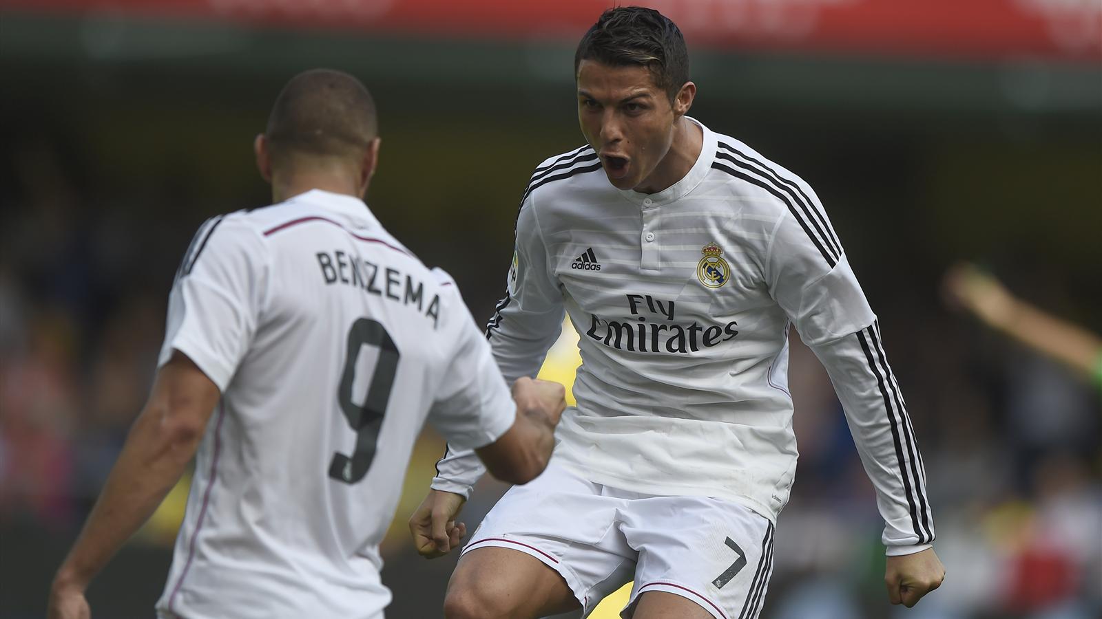 Villarreal 0-2 Real Madrid : le Real Madrid enchaîne, Cristiano Ronaldo aussi