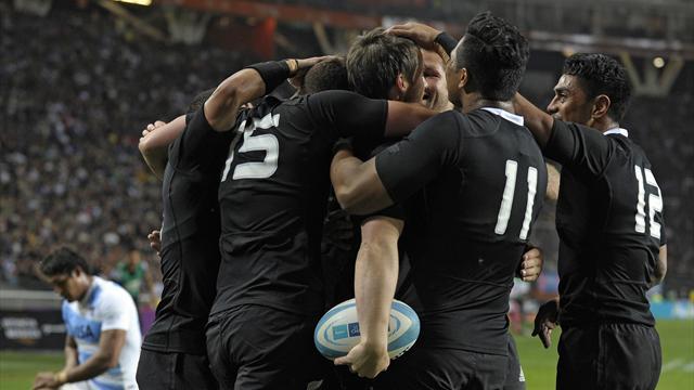 Nueva Zelanda-Georgia: No tuvieron piedad (43-10)