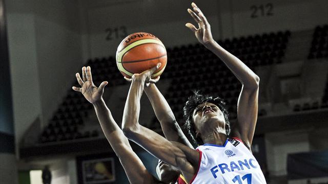 La France bat le Mozambique (89-45) après sa défaite contre la Turquie