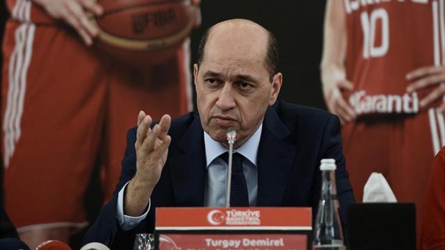 Basketbolda Turgay Demirel dönemi sona eriyor