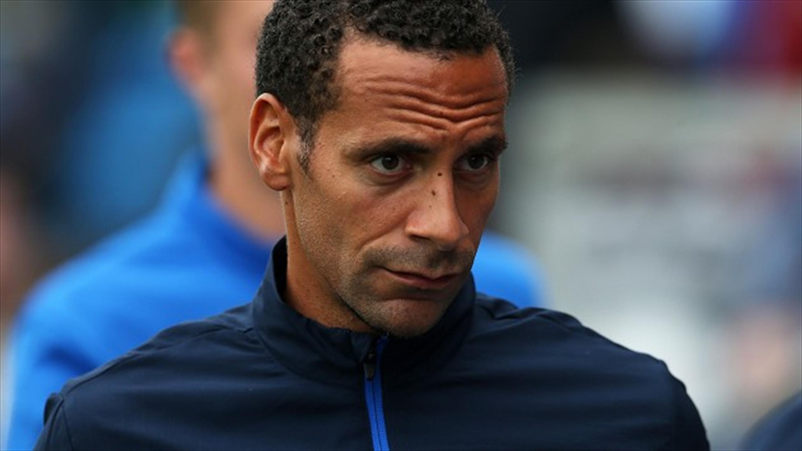 Rio Ferdinand has no personal feud with Kick it Out