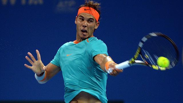 Tennis : Pour son retour, Nadal n'ira pas plus loin que les quarts
