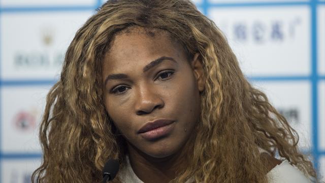 Encore contrainte au forfait, Serena Williams émet des doutes sur sa fin de saison