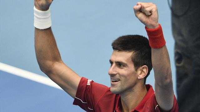 Djokovic destroza a Berdych y gana el torneo