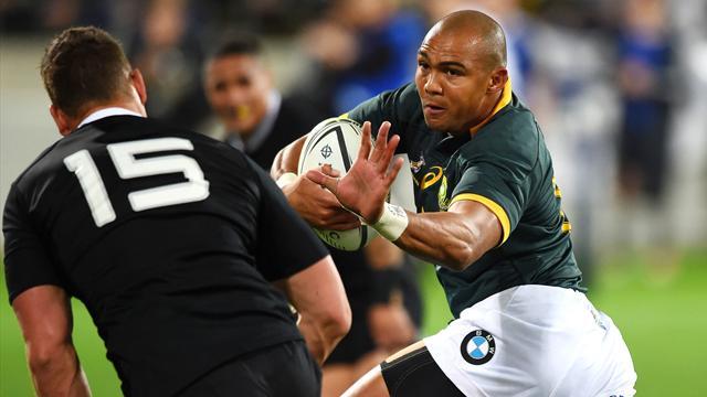 L'Afrique du Sud met fin à l'invincibilité néo-zélandaise