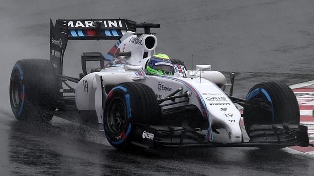 Massa n'a qu'un objectif, finir devant Ferrari