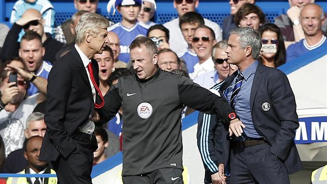 Premier League - Suivez en live la rencontre de Football opposant Chelsea et Arsenal. Ce match se déroule le 5 octobre 2014 et débute à 15:20.