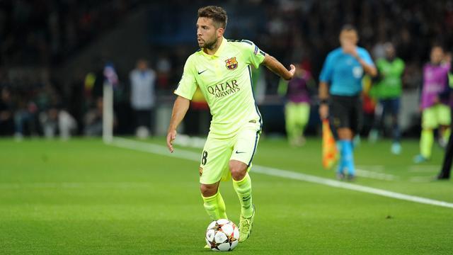 Le Barça et Jordi Alba d'accord pour prolonger