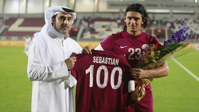 سيباستيان سوريا - منتخب قطر