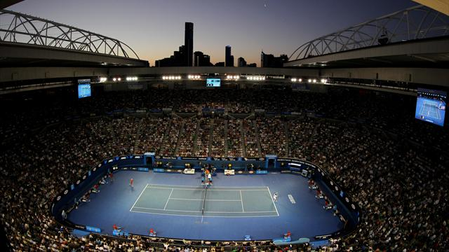 Tennis : Dotation en hausse et nouveau toit pour l?Open d?Australie
