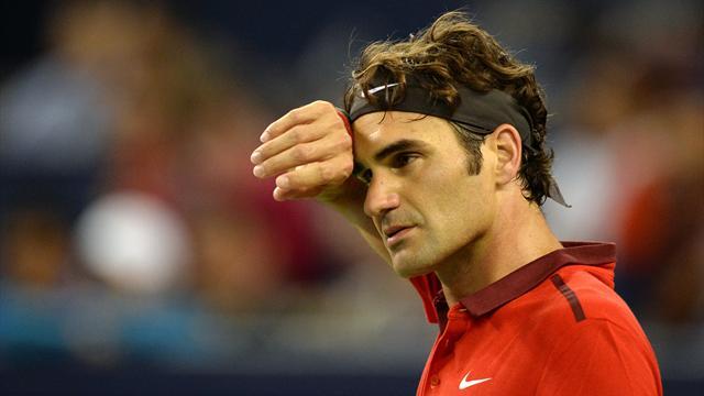 Tennis : Federer �pargn� par le tirage, Djokovic un peu moins