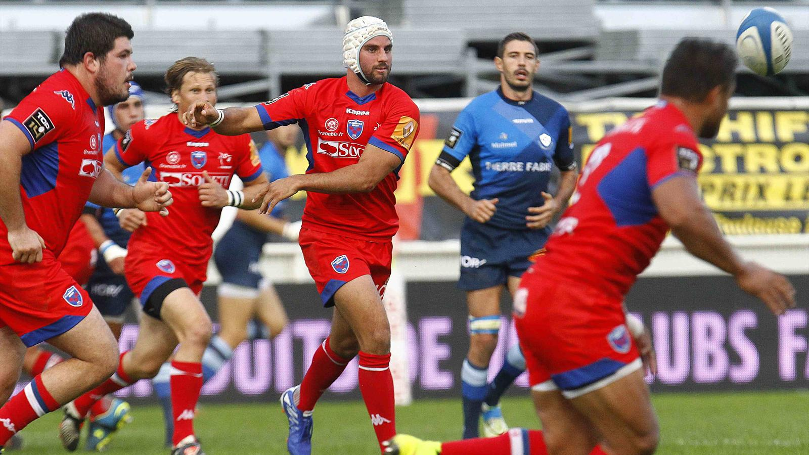 9e journ e top 14 brive le match du rachat pour grenoble top 14 2014 2015 rugby rugbyrama - Coupe a 10 euros grenoble ...