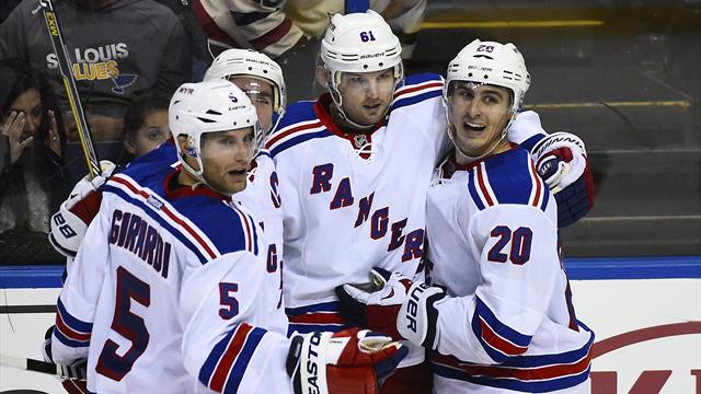 Nash gets back in goals as Rangers beat Panthers