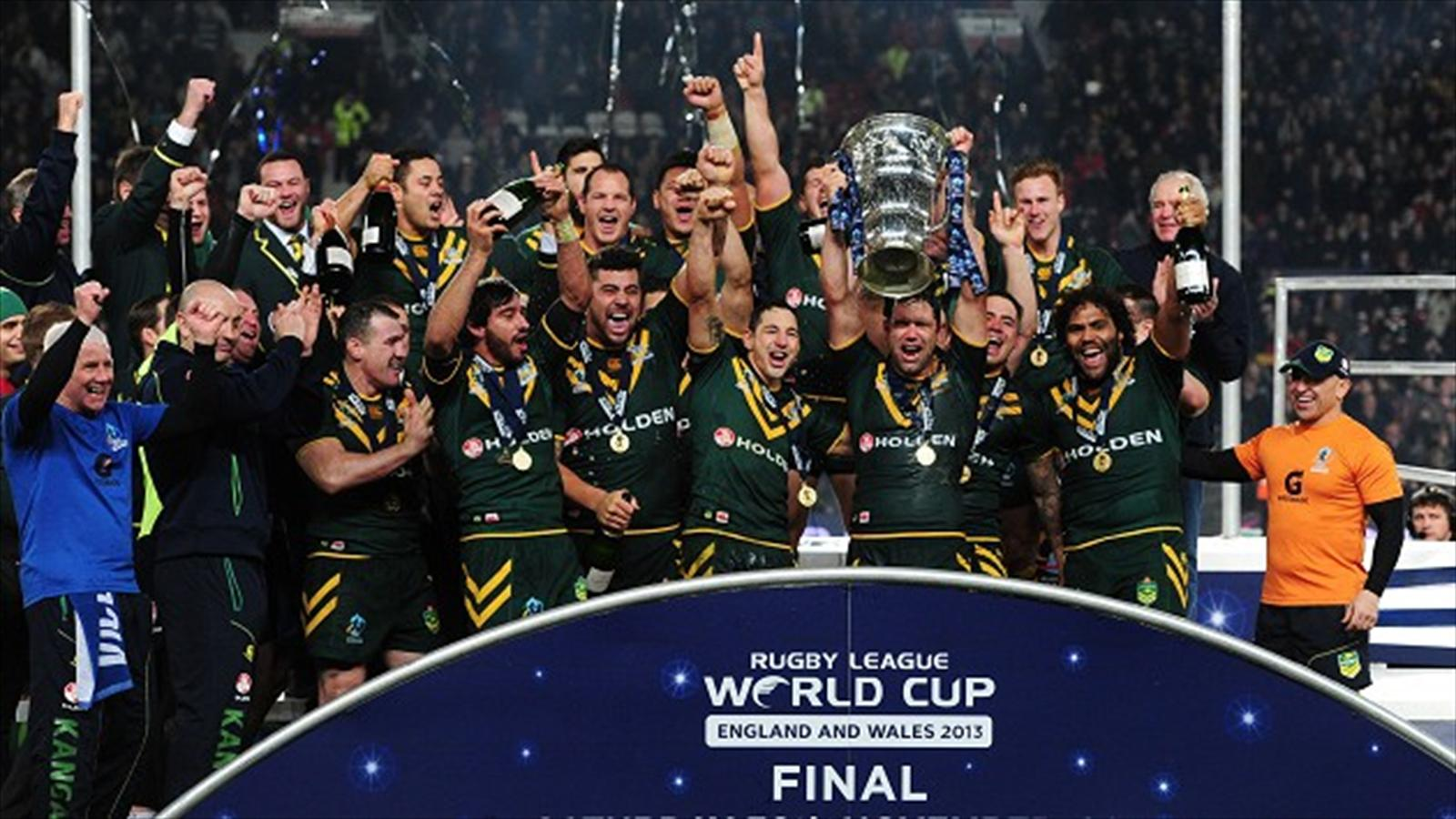 2021 World Cup announcement in 2016 - Rugby League ...