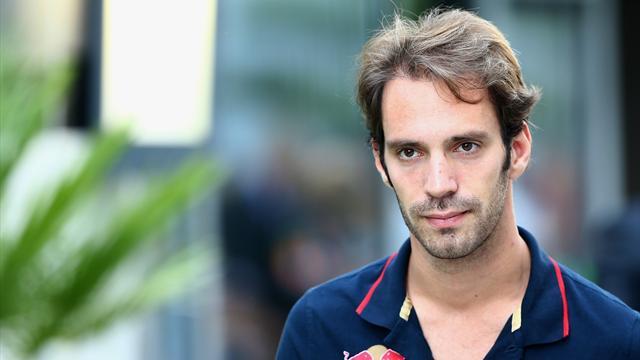 Vergne annonce son d�part de Toro Rosso