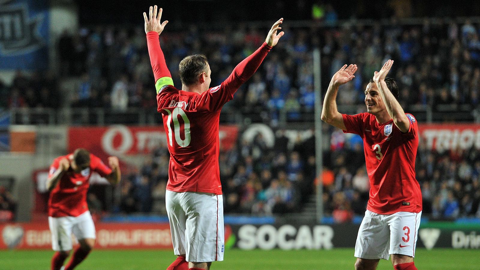 Rooney, encore lui, permet à l