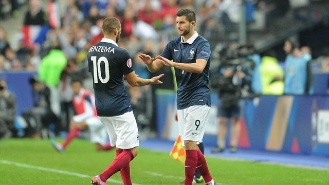 Pour l'instant, Karim Benzema n'est pas dans vos listes des 23